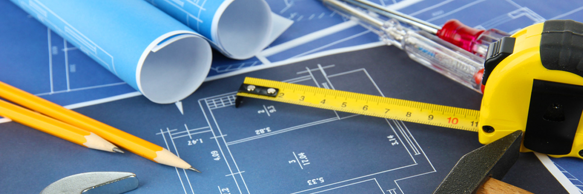 Blueprints and Contractor Tools